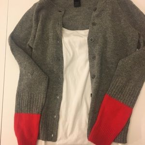 Marc Jacobs Color Block Sweater